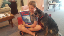 Chase Bantid reading CIM