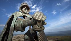 King Arthur at TintagelSM