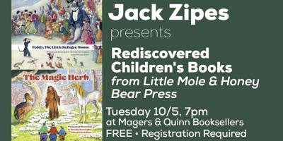 Jack book store talk